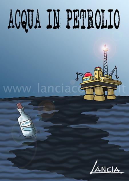 Acqua & petrolio