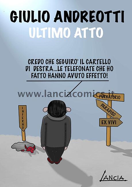 Addio Andreotti