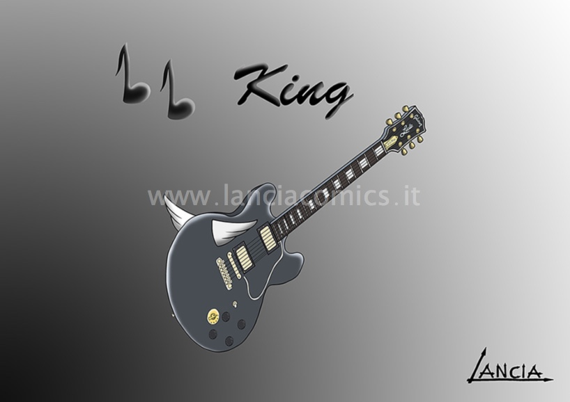 Addio BB King