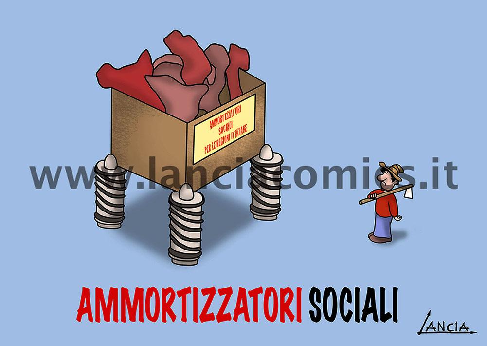 Ammortizzatori sociali