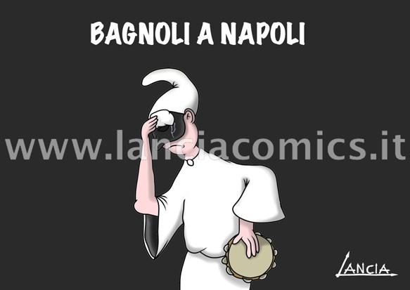 Bagnoli a Napoli