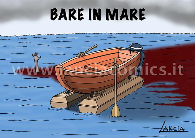 Lampedusa e la morte in mare