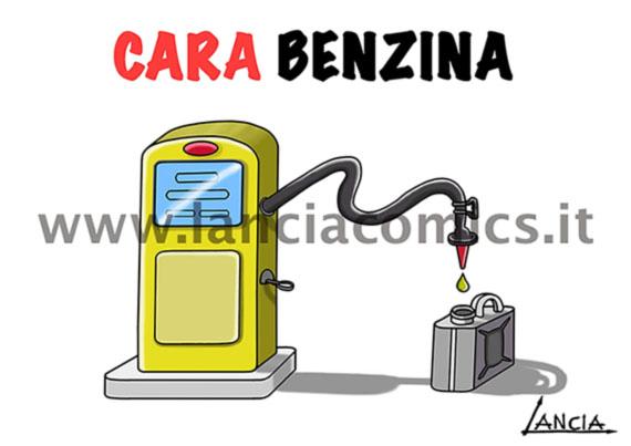 Cara benzina