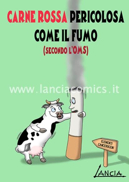 Carne rossa & fumo