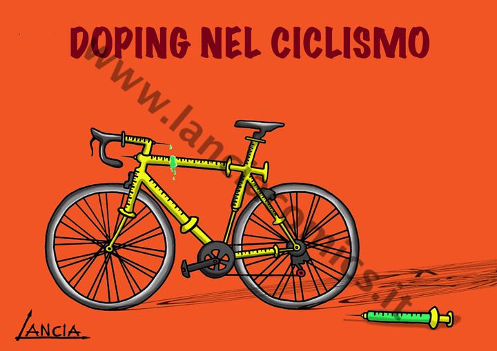 Ciclismo e doping