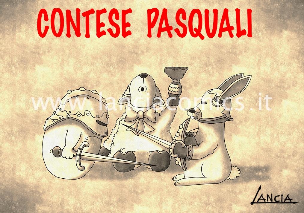 Contese pasquali