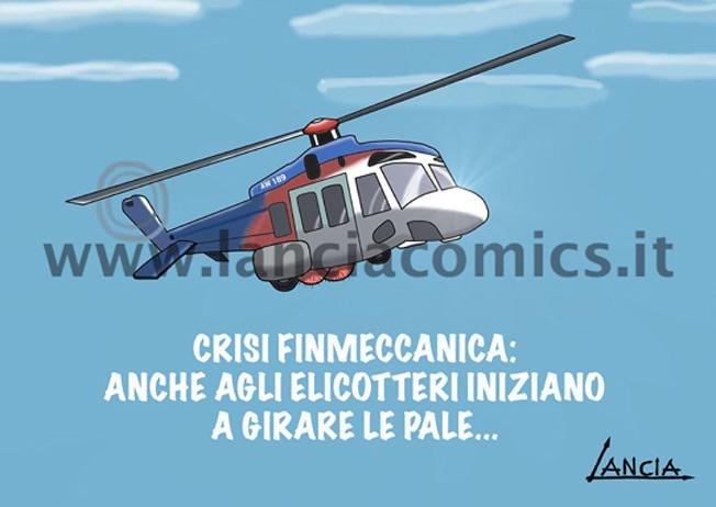 Crisi Finmeccanica
