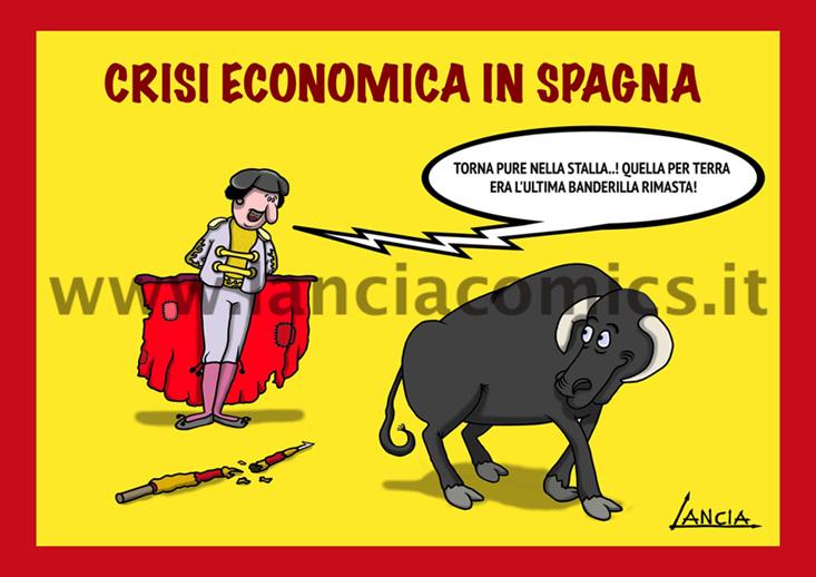 Crisi in Spagna
