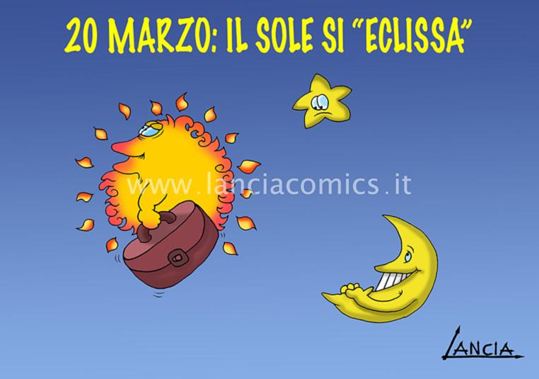 Eclisse solare 2015