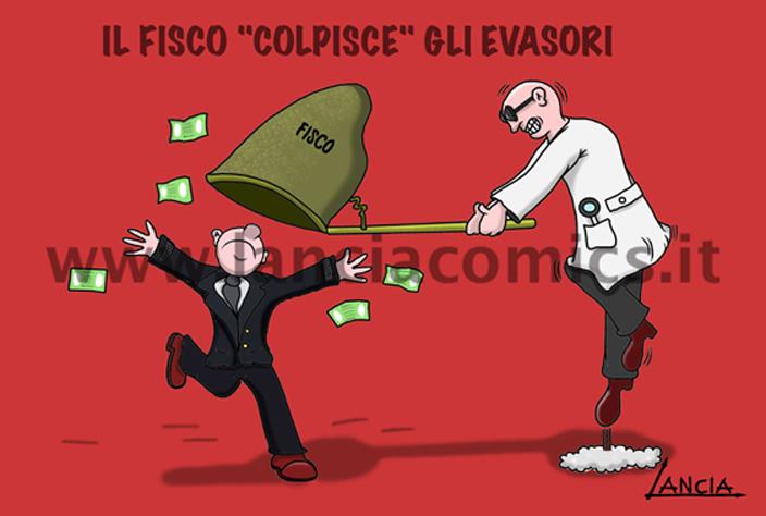 Fisco ed evasori