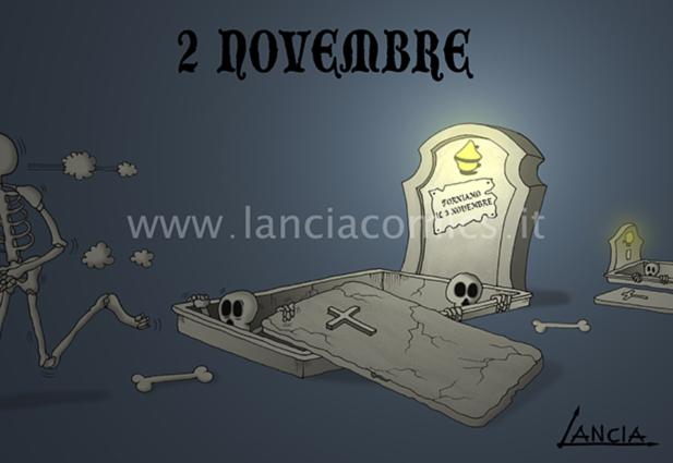 Giorno dei Morti 2015