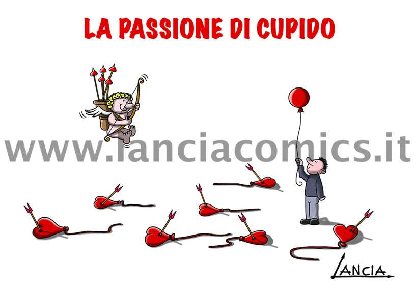 La passione di Cupido