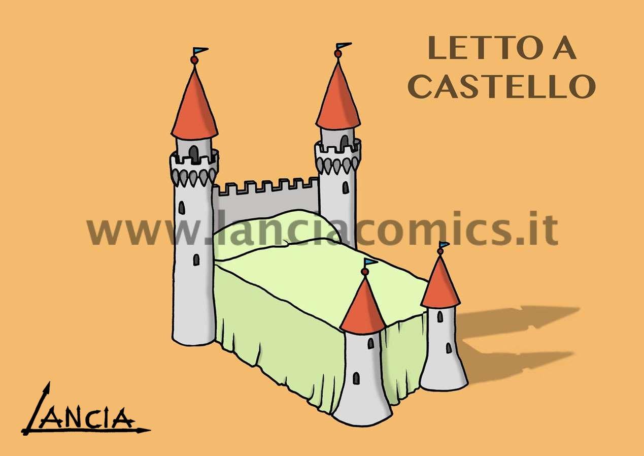 Letto a castello