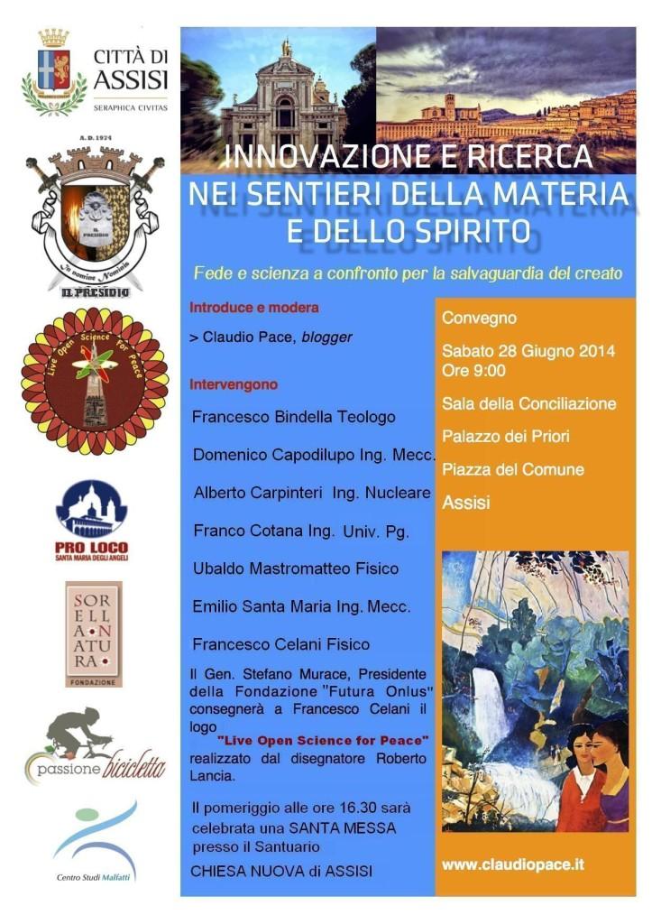 Assisi 28 giugno 2014