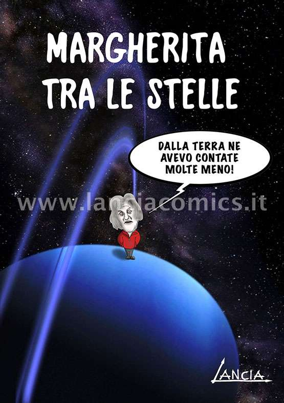 Margherita Hack tra le stelle