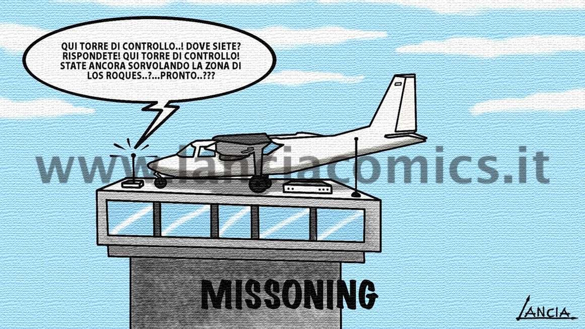 Missoning