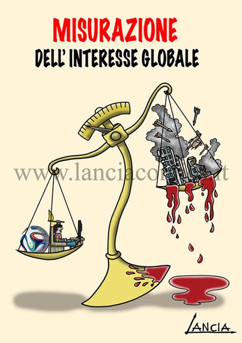 Misurazione interesse globale