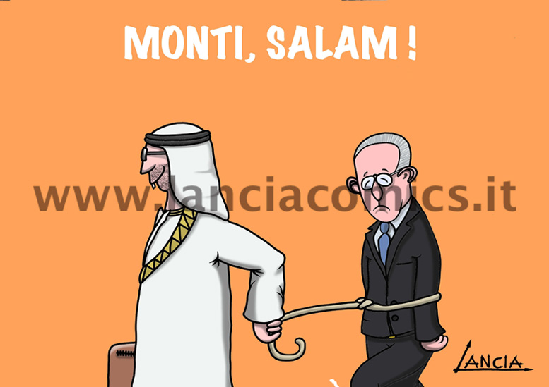 Monti Salam