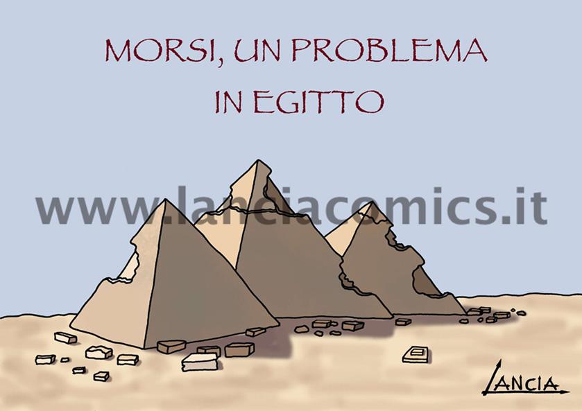 Morsi in Egitto