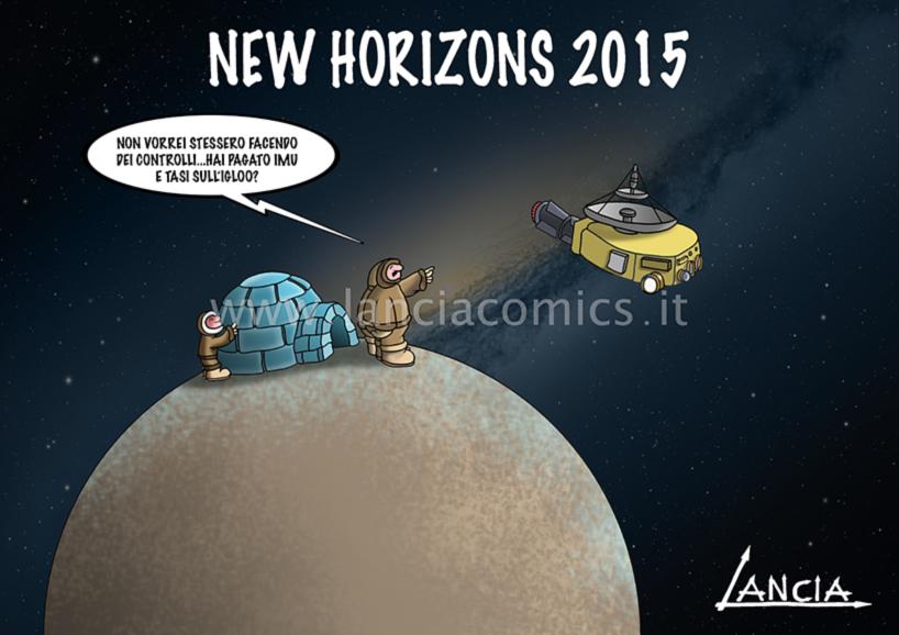 New Horizons 2015