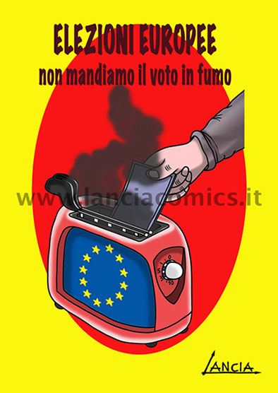 No toast europeo