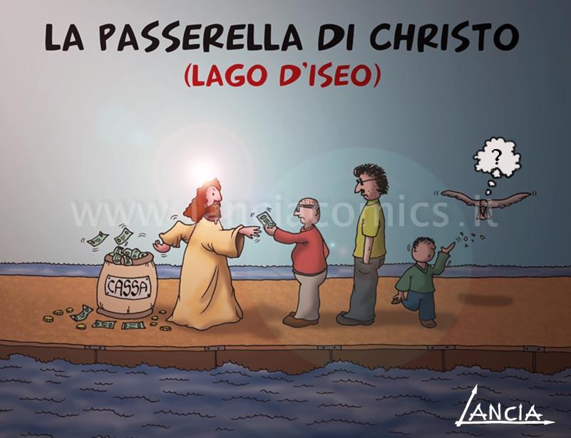 Passerella di Christo
