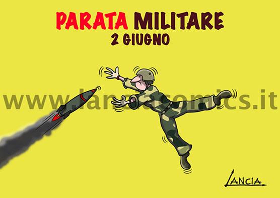 """""""Parata"""" militare"""