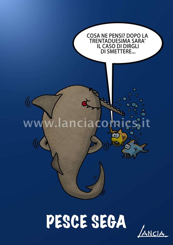 Pesce sega