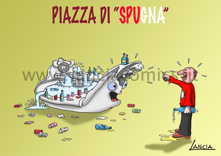 Piazza di Spugna