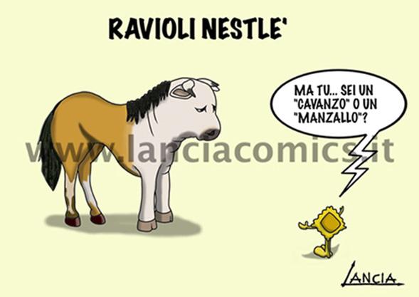 Ravioli Nestlè