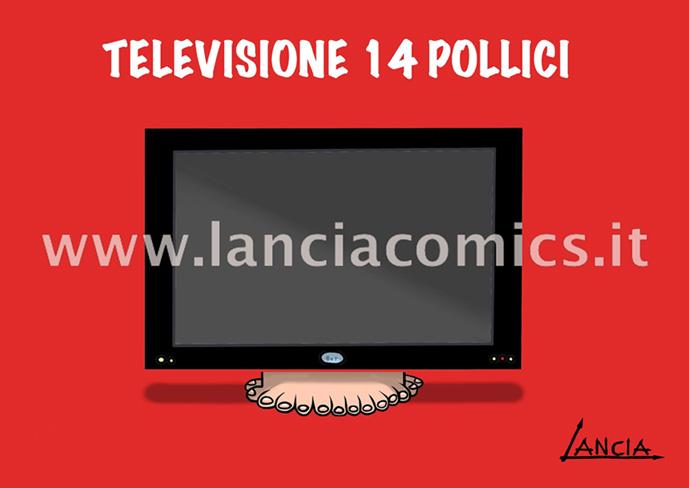 TV 14 pollici