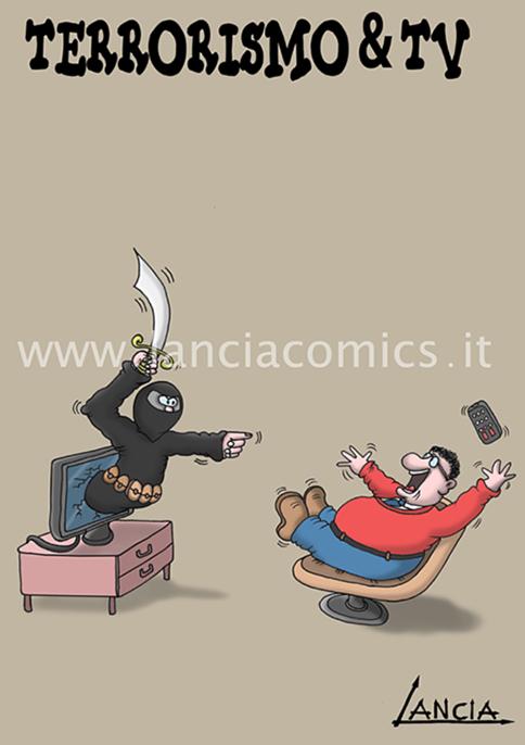 Terrorismo in TV