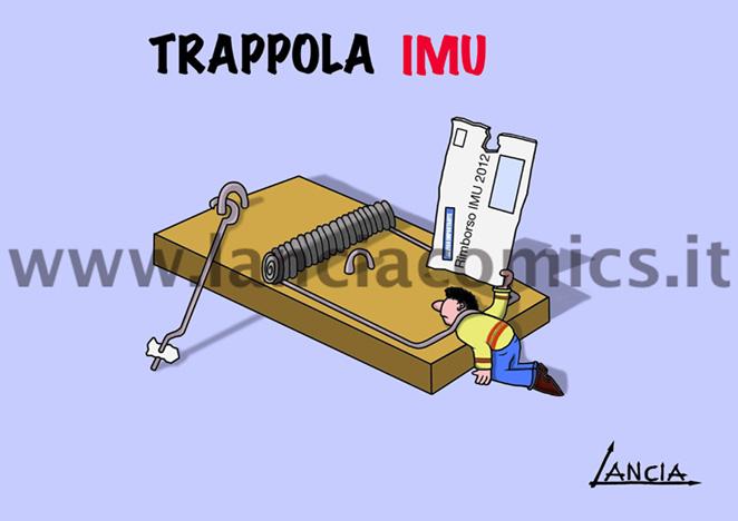 Trappola Imu